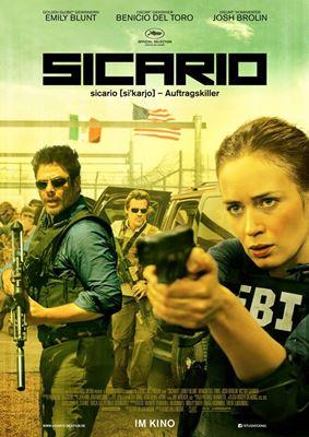 Sicario ทีมพิฆาต ทะลุแดนเดือด (2015)