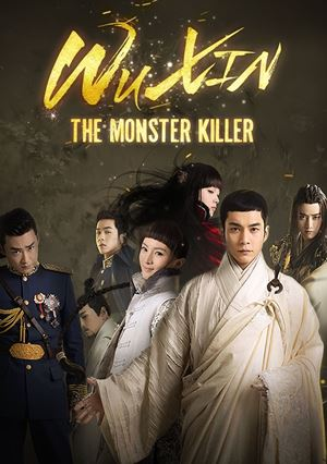 Wu Xin The Monster Killer
