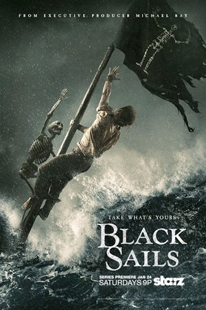 Black Sails Season 2