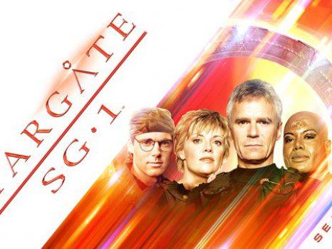 สตาร์เกต เอสจี1 ปี4 Stargate SG-1 Season 4