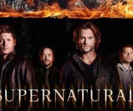 ปริศนาเหนือโลก ปี 12 Supernatural Season 12