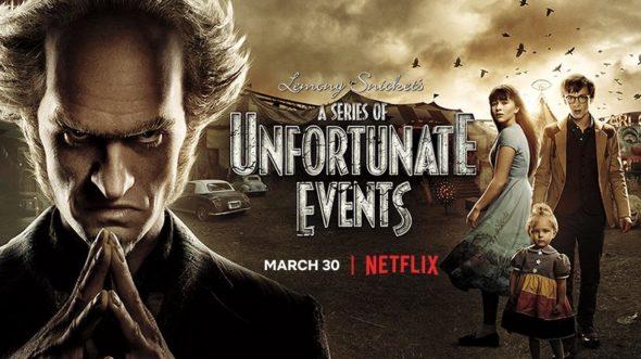 A Series of Unfortunate Events Season 2