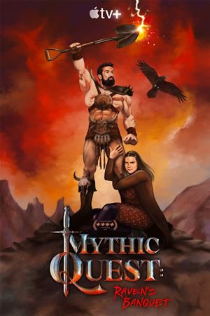 Mythic Quest Ravens Banquet Season 2
